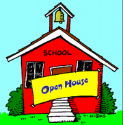 SCHOOL OPEN HOUSE/CURRICULUM NIGHT – WEDNESDAY, SEPT. 21