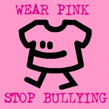 PINK Shirt Day – Monday, Feb. 24